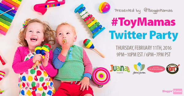 ToyMamas Twitter Party 2-11-16 at 9p ET bit.ly/toymamasrsvp