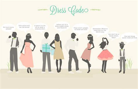 Dress code for weddings   All women dresses