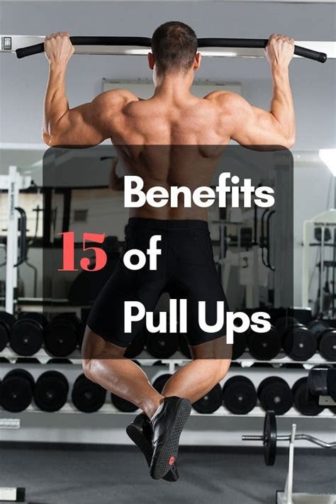 benefits  pull ups pull  workout fitness tips