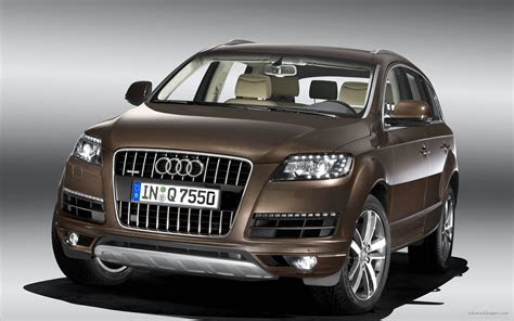 2010 Audi Q7 4 Wallpapers   HD Wallpapers