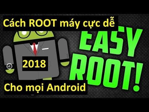 Cách ROOT mọi thiết bị Android cực đơn giản [2018]- không cần máy tính & Đem ra tiệm √ Phần 1