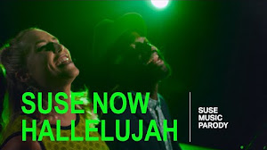 """SUSE Now Hallelujah - La parodia cantata dai ragazzi di SUSE della canzone """"Faith"""" by Stevie Wonder and Ariana Grande"""