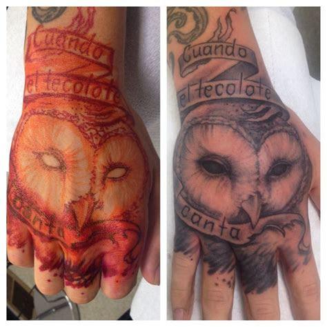 hand tat hand tats tattoo