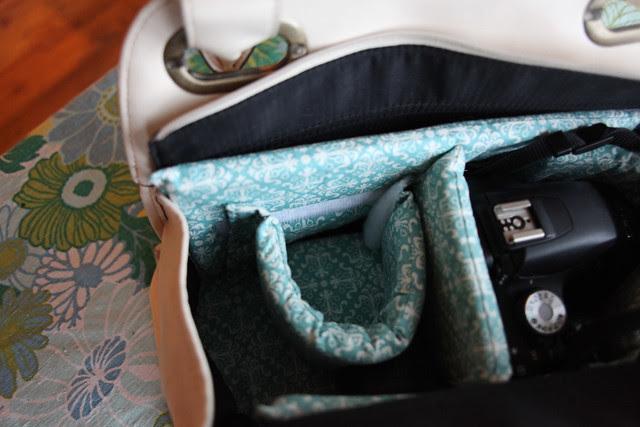 camera bag update