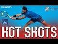 Hot Shot: Nadal Lobs 6-Foot-10 Isner Beijing 2017