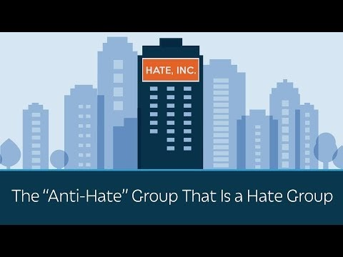 The Anti-Hate Group That Is a Hate Group - #livinMicro #FairlyAdept #soWrongItsWrite #AntiHate #Group...