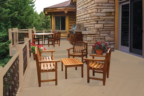 Wood Stain Colors - Benjamin Moore Deck Stain Color Ideas
