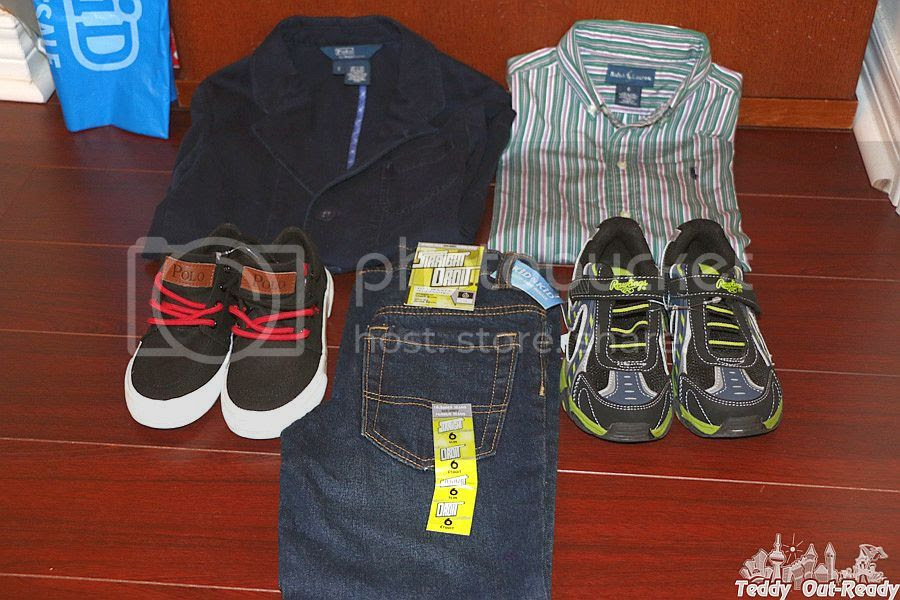 Kid2Kid Our Shopping