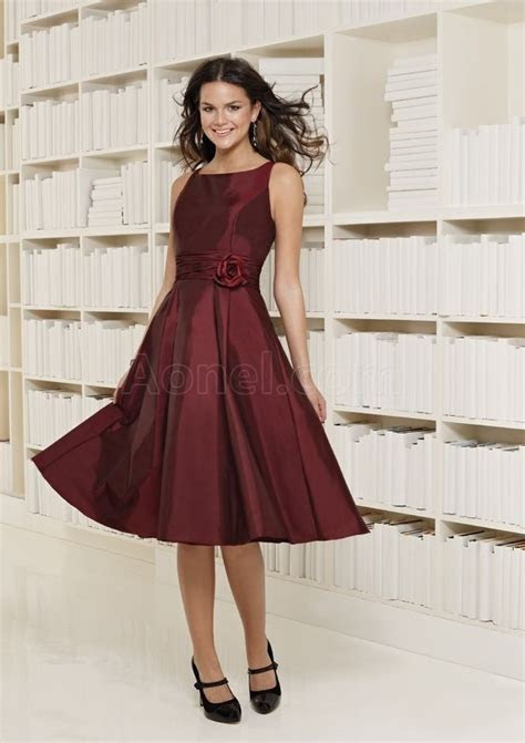 tea length wedding dresses with sleeves for mature women