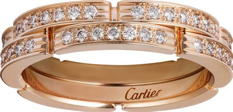 CRB4098800   Maillon Panthère fine wedding band, 2 half
