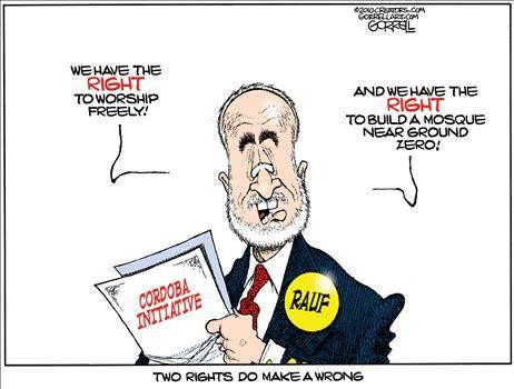 Political Cartoon by Bob Gorrell