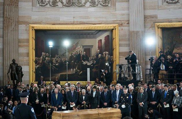 Trump, members of Arkansas congressional delegation among ...