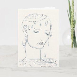 Sympathy Card card