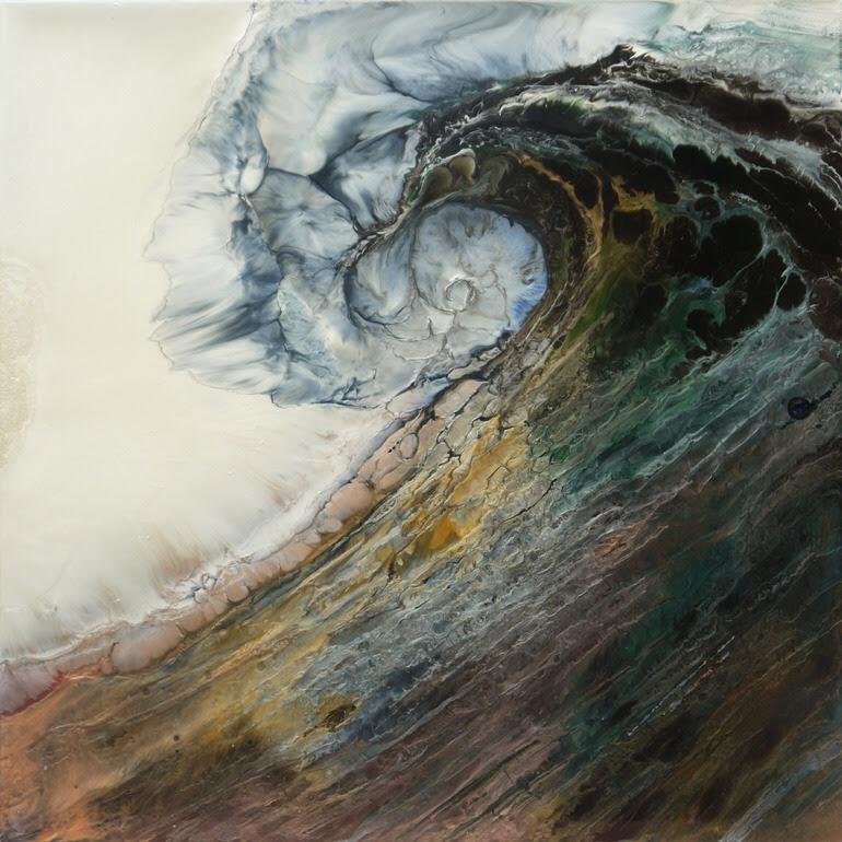 Paintings by Lia Melia