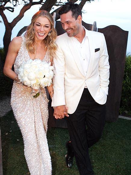 Eddie Cibrian and LeAnn Rimes were married on April 22