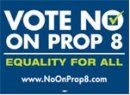 Keep Marriage Straight, No on Eight!