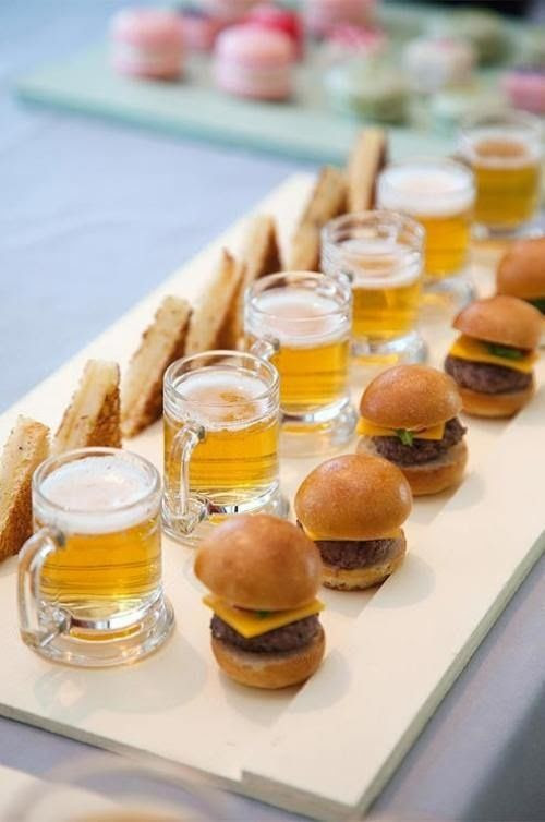cute appetizers for parties | So cute! Perfect for a small party appetizer | Yum!!!