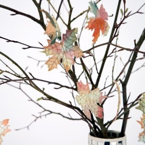 Autumn Leaf Decorations