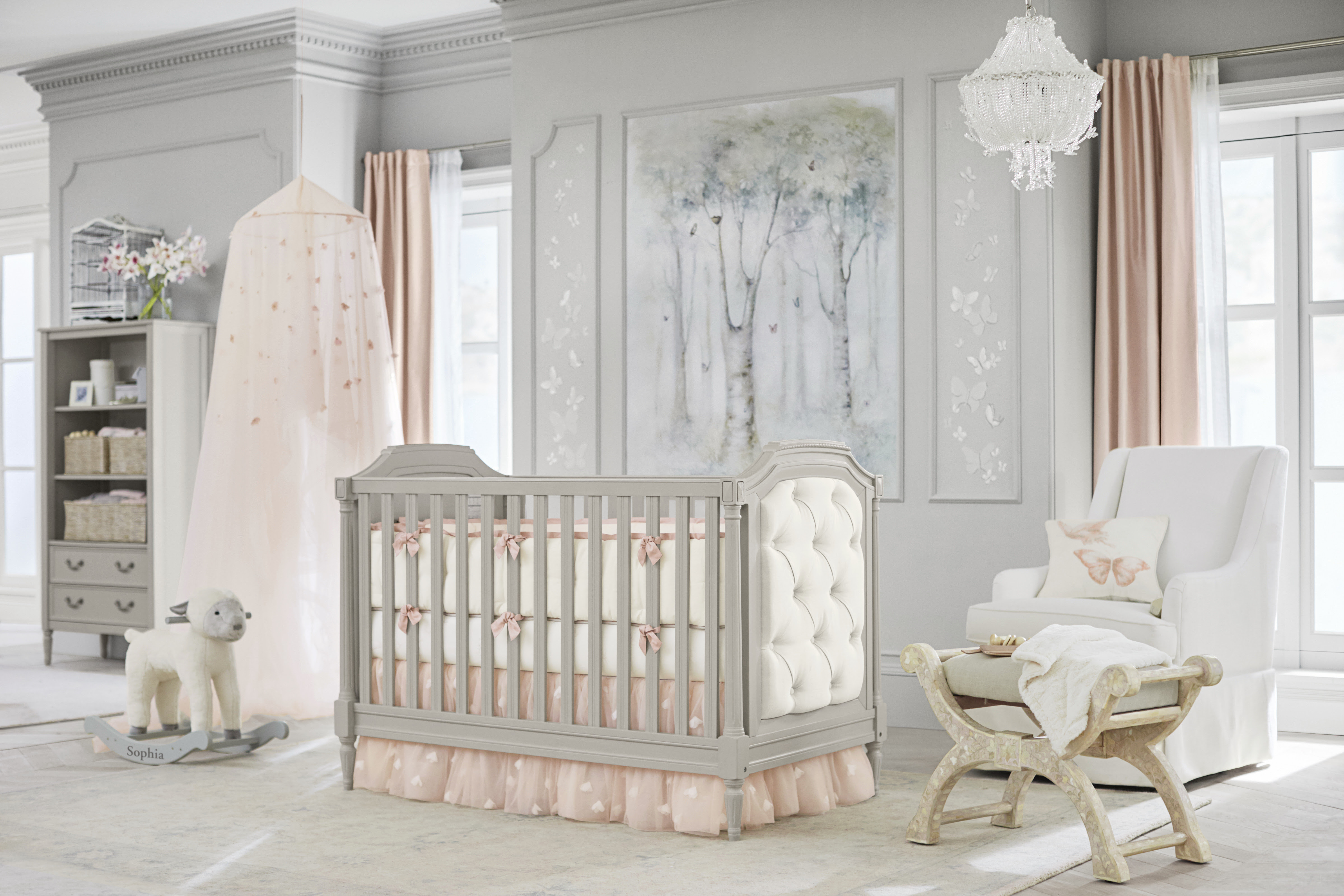 Monique Lhuillier Tells Us About Her Whimsical New Pottery Barn Kids