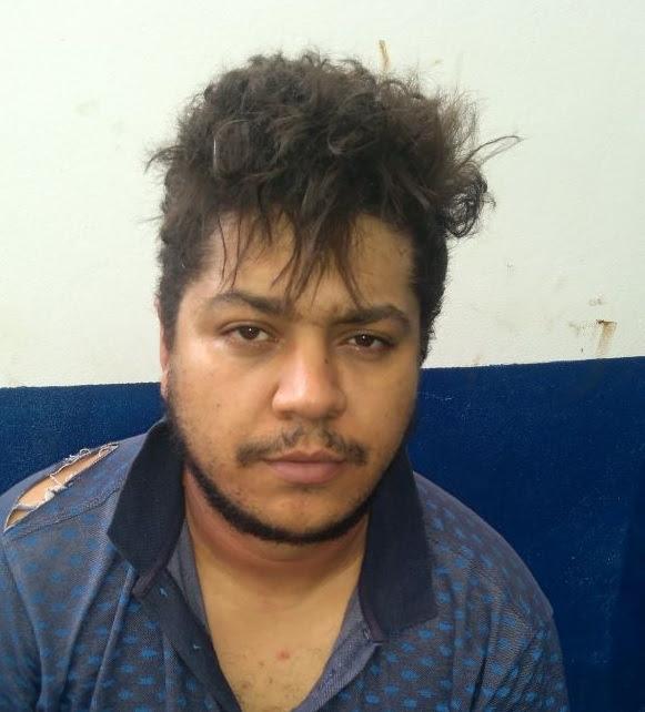 Paterson Renato, peso por tráfico de drogas em Vitória da Conquista
