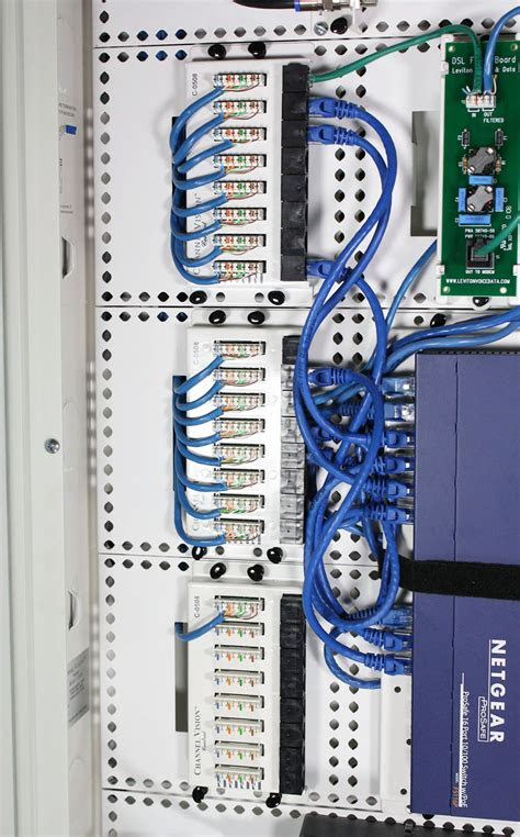 design  perfect home networking panel