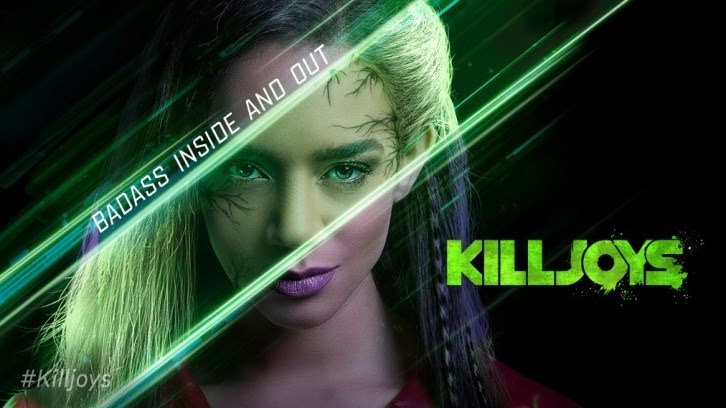 Photos - Killjoys - Season 3 - Posters and Key Art
