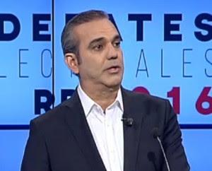 Debate Abinader