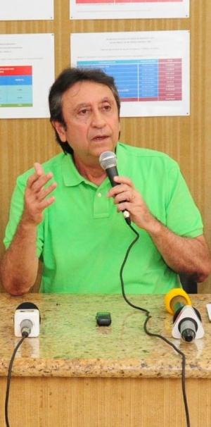 Supersecretário Ricardo Murad