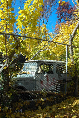 Abandoned, East 16th Street