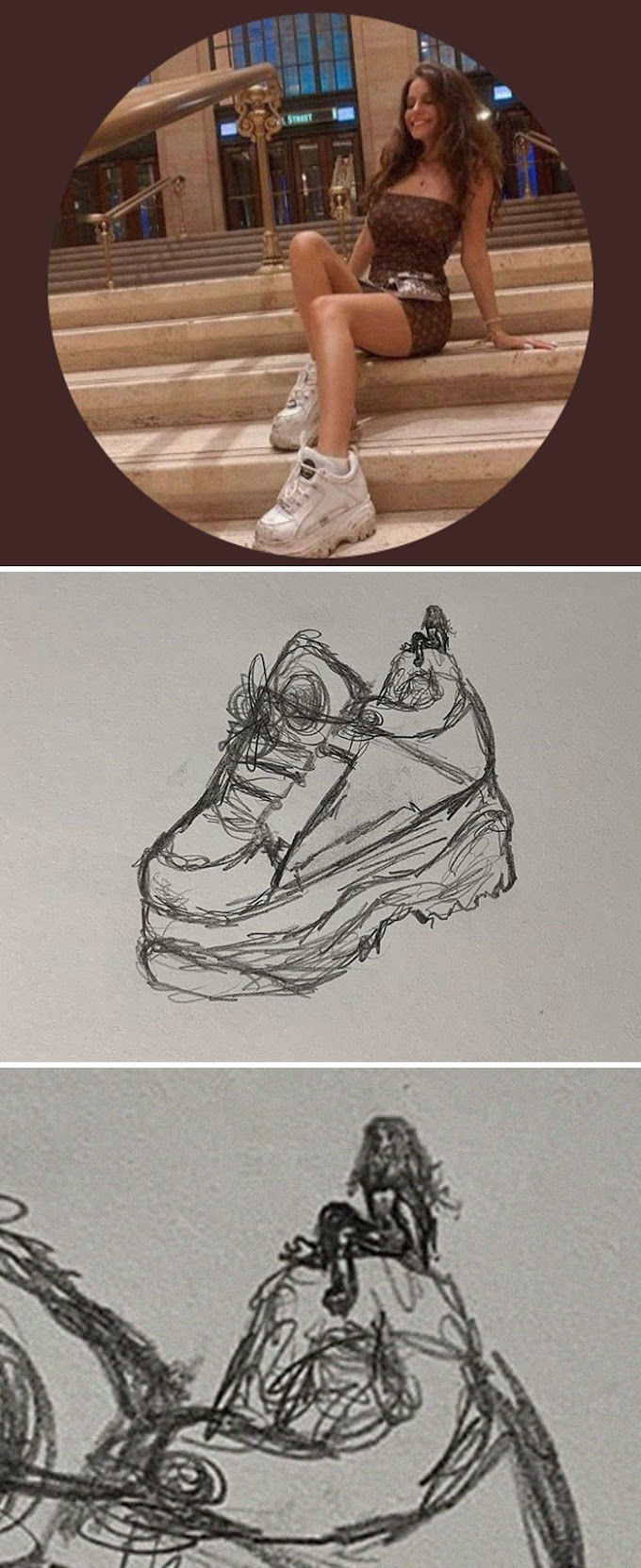 This Guy Is Drawing People's Twitter Profile Pics, And They're Weirdly humorous (101 Pics)