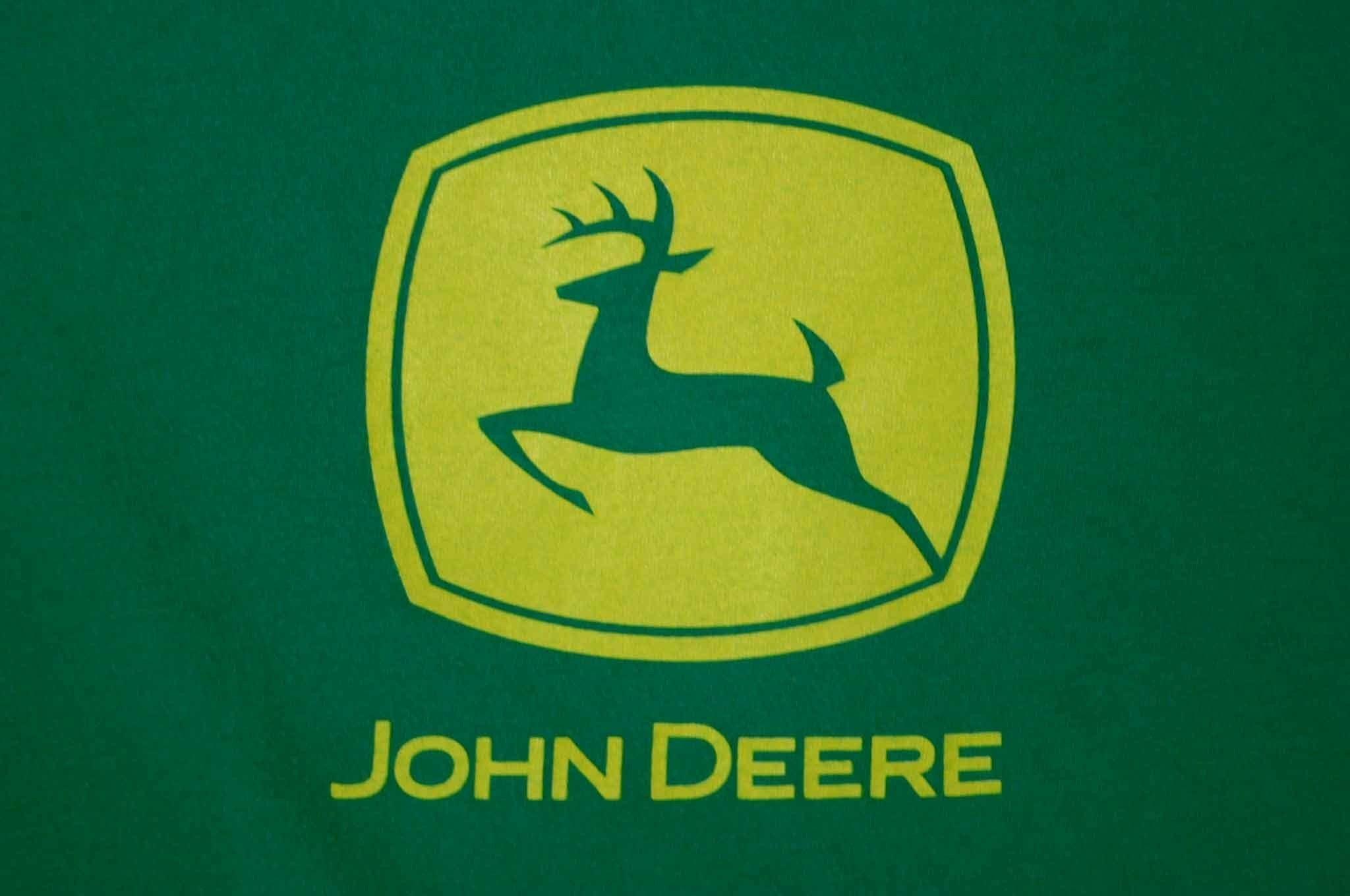 John Deere Logo Wallpaper 58 Images