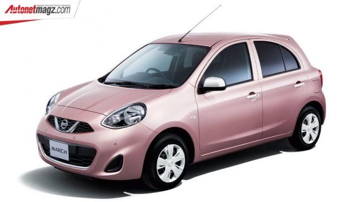 Nissan March K13 Dapat Minor Change (Lagi) di Jepang oleh - mobilsuzukiapv.tech