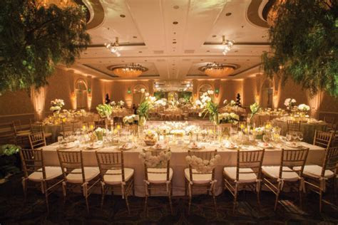 Weddings at Four Seasons Los Angeles at Beverly Hills