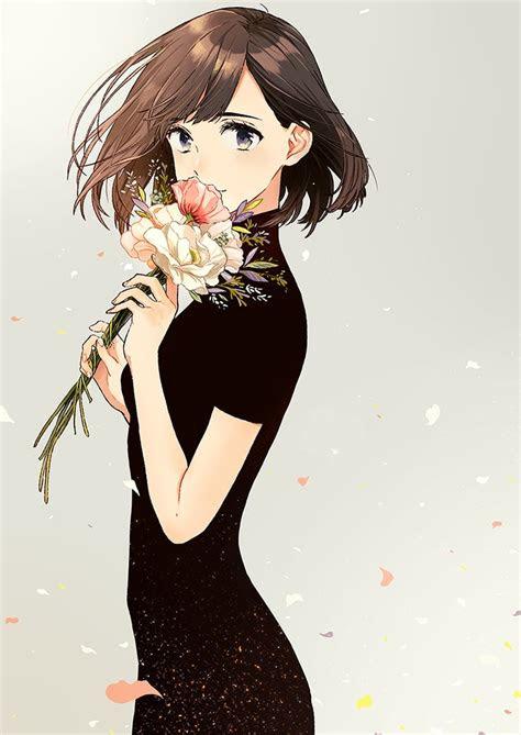 unique anime girl dress ideas  pinterest anime