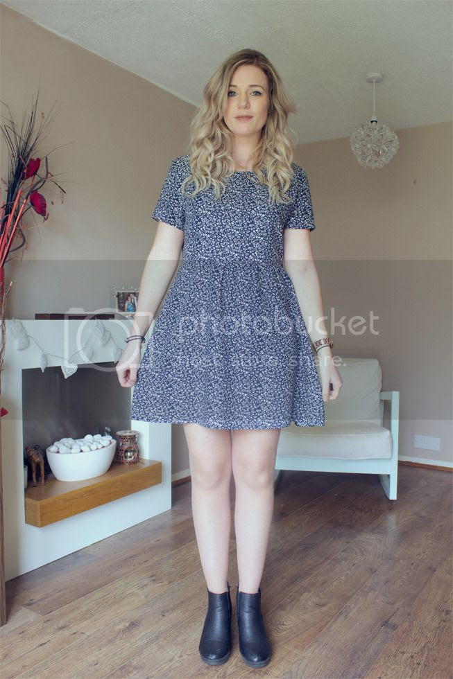 floral skater dress h&m hair extensions