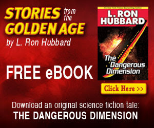 Download an Original Pulp Novel eBook from 1938 About the Discovery of an Unknown Dimension  - Click here for details...