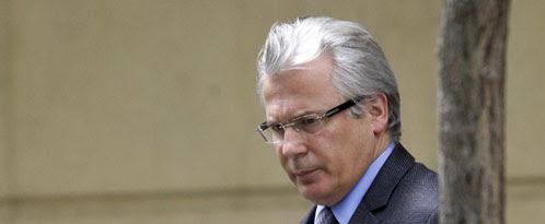 El juez Garzón (Reuters)