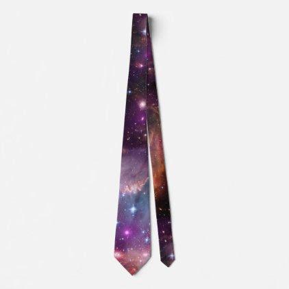 Small Magellanic Cloud Tie