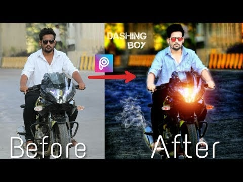 PicsArt photo editing || Dashing Boy New Manipulation PicsArt Photo Editing