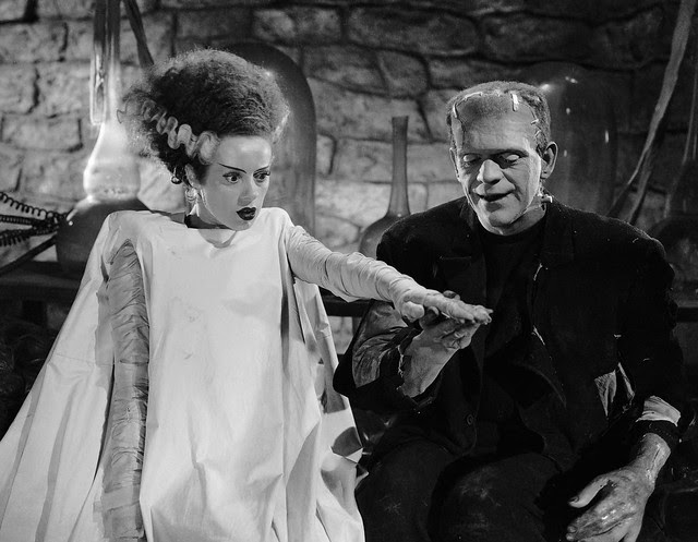 The Bride of Frankenstein (Universal, 1935) 2