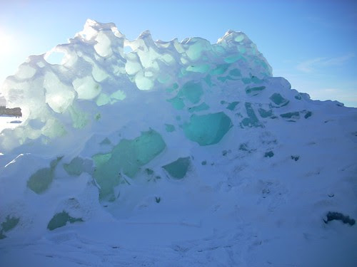 Holey Iceburg, Batman!