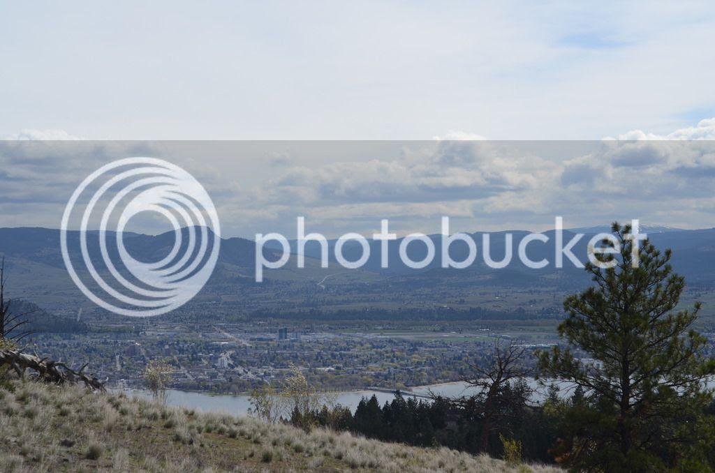 kelowna explore bc rose valley hiking trail
