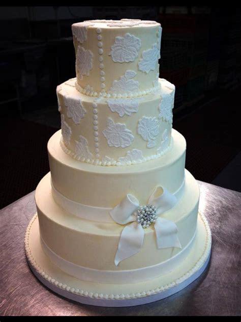Buttercream Wedding Cakes   Wonderful Wedding Cakes   Long