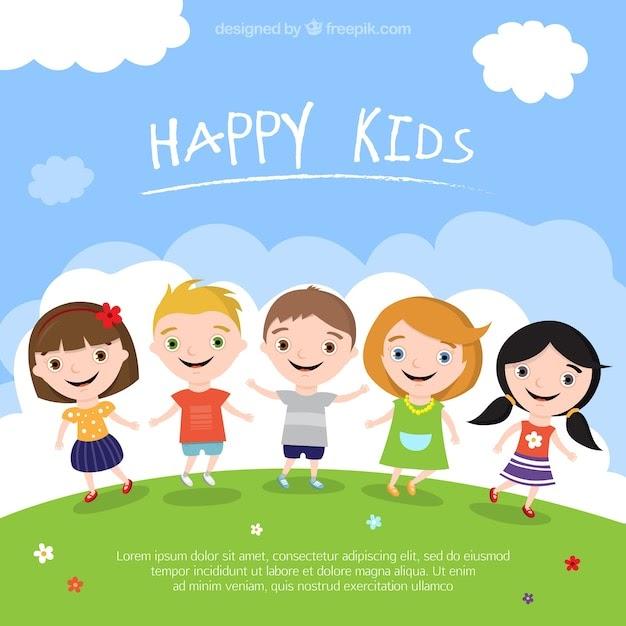 आपली मुले होतील हेल्दी आणि आनंदी!
