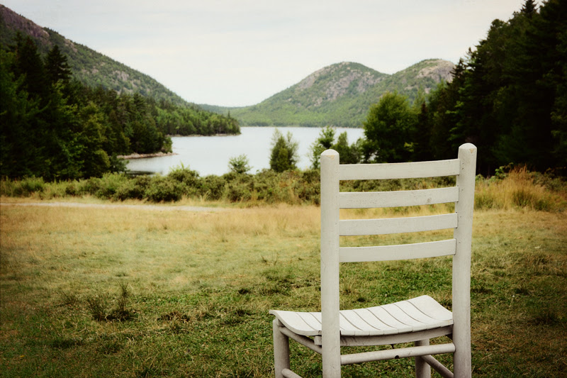 View from Jordan Pond House