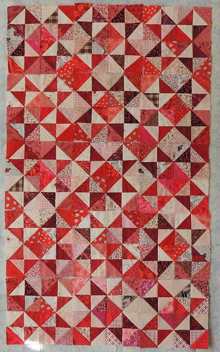 Playing with Red Scraps