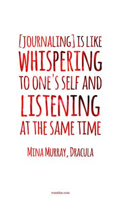 Quotes About Journaling 40 Quotes