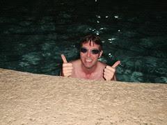Pete poolside 9/5/09