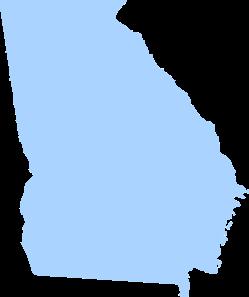 georgia light blue md