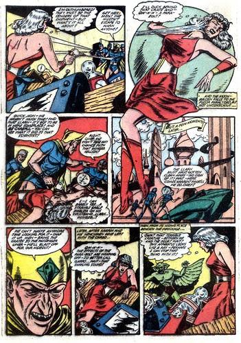 Planet Comics 61 - Mysta (July 1949) 02